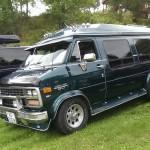 Chevrolet Starcraft G30 1989 mod. 6.2 L Diesel Campingbil reg. Hentet i Ørsta Januar 2012