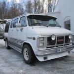 GMC Vandura Norcraft 1991 mod