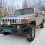 Hummer H3, 2005 mod