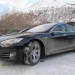 Tesla Motors Model S, 2013 mod