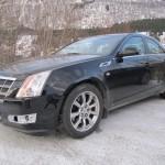 Cadillac Cts 2008 mod