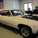 U.S.Car Club Evenes, Chevrolet Impala 1967 mod