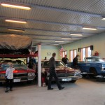 U.S.Car Club Evenes, mekkehallen