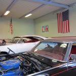 U.S.Car Club Evenes, mekkehallen