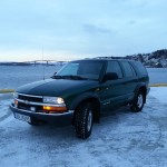 Chevrolet  Blazer LS 2000 model 4.3 Vortec