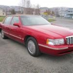 Cadillac DeVille 1997 mod