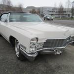 Cadillac DeVille 1968 mod