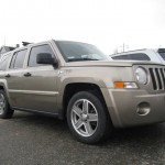 Jeep Patriot 2007 mod