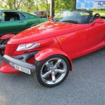 Plymouth Prowler 2000 mod.