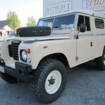 LAND ROVER 109 serie 3 1975 mod.