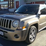 Jeep Patriot 2007 mod