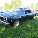 Chevrolet El camino 1975 mod.