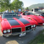 Oldsmobile Cutlass Supreme 1972 mod.