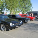 Chevrolet Camaro og  Nova 1972 mod,