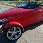 Plymouth Prowler 2000 mod