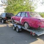 Bilcross Volvo