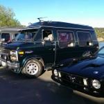 Gmc Vandura 89 mod, Chevrolet Starcraft 89 mod og Ford Mustang Cab 72 mod.