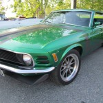 FORD MUSTANG FASTBACK 1970 mod.