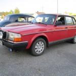 VOLVO 240 GL 1992 mod.