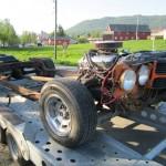 Prosjekt bil