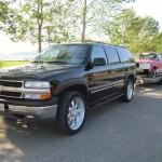Chevrolet (Truckmaster) Surburban CK 2500 2001 mod.