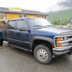 Chevrolet Big Dualley 3500 4x4 2000 mod.