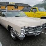 Cadillac Coupe De Ville 1967 mod.