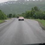 På tur fra Buktamoen mot Nordkjosboten