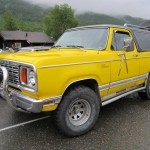 Dodge Aw-100 1978 mod.