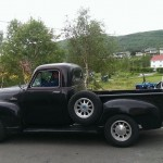 Chevrolet Stepside 1954 mod klar for Cruising