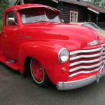 Chevrolet Picup 1951 mod.