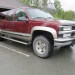 Chevrolet silverado 2500 4x4 Ls 1998 mod.