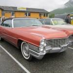 Cadillac Deville 1965 mod.