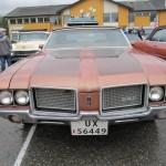 Oldsmobile Cutlass 1972 mod.