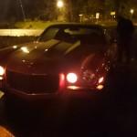 Camaroen skinner selv i mørket :)