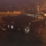 Selv i mørket er en Ford Mustang værst å se på ;)