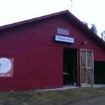 Peder Øistads garasje