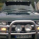 1998 Chevrolet Tahoe LT 2-dørs 6,5 turbo diesel