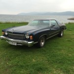 Chevrolet Monte Carlo Landau 1974