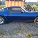 1978 Chevrolet Camaro Lt 350 small block 5,7l