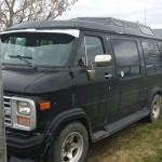 Chevrolet Van g30 1987 mod