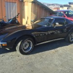 1972 Chevrolet Corvette Stingray Coupe small block 350 5,7l